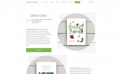 Children's Book eCommerce Website